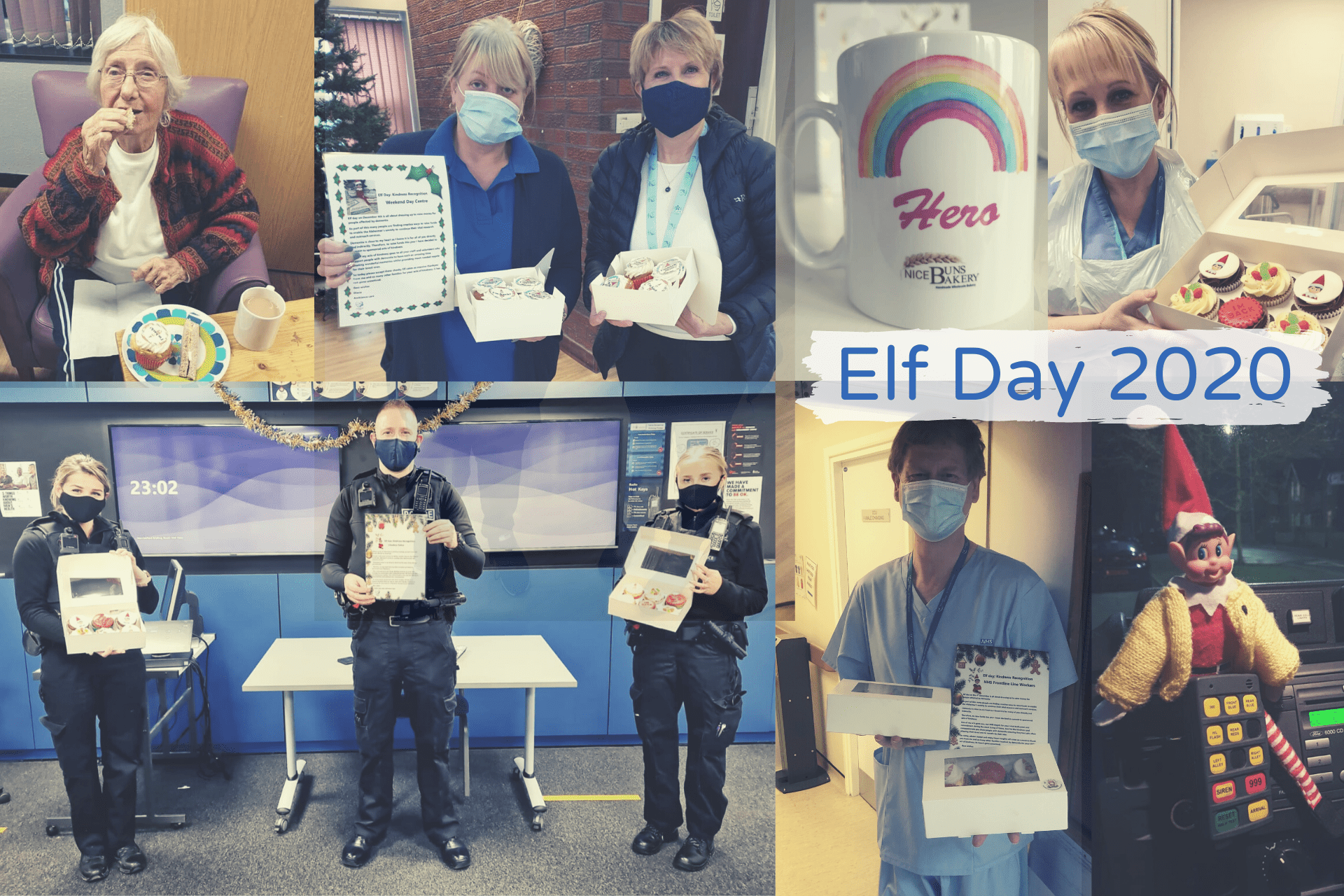 Elf Day 2020 at Ambiance Care
