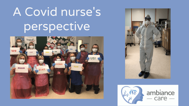 A covid nurse's perspective of the pandemic in 2021